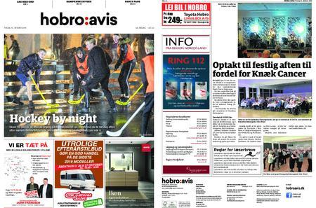 Hobro Avis – 15. oktober 2019