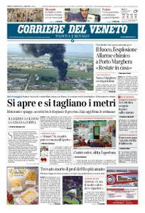 Corriere del Veneto Padova e Rovigo – 16 maggio 2020