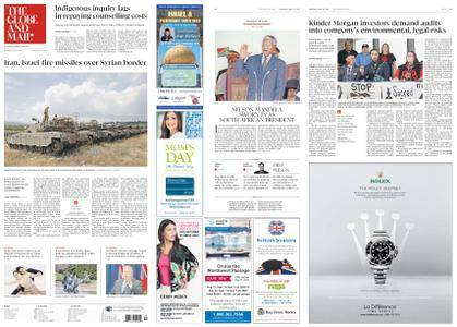 The Globe and Mail – May 10, 2018