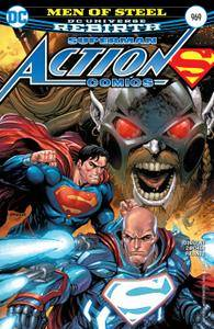 Action Comics 969 2017 2 covers Digital Zone-Empire
