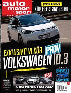 Auto Motor & Sport Sverige – 07 juli 2020
