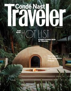 Conde Nast Traveler USA - May 2021
