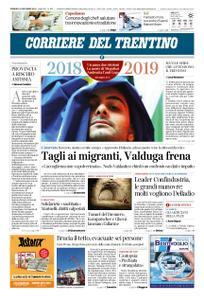 Corriere del Trentino – 30 dicembre 2018