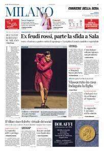 Corriere della Sera Milano - 26 Giugno 2018