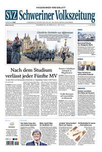 Schweriner Volkszeitung Hagenower Kreisblatt - 28. März 2019