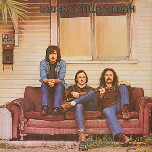 Crosby, Stills and Nash - Crosby, Stills & Nash (1969/2015) [Official Digital Download 24-bit/192kHz]