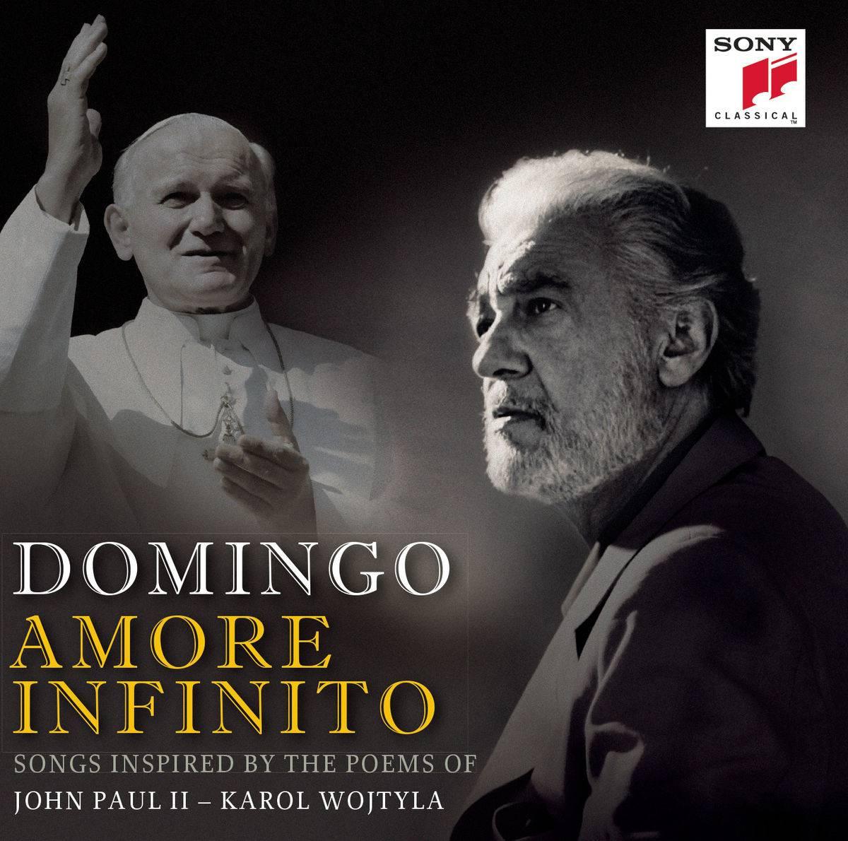 Plácido Domingo - Amore Infinito (2008/2014) [Official Digital Download]