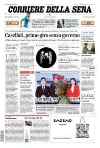 Corriere della Sera - 19 Aprile 2018