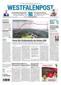 Westfalenpost Wetter - 24. Oktober 2018