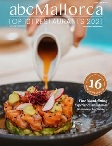 abcMallorca - Top 101 Restaurants 2021