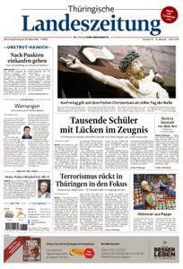 Thüringische Landeszeitung Unstrut-Hainich-Kreis - 29. März 2018
