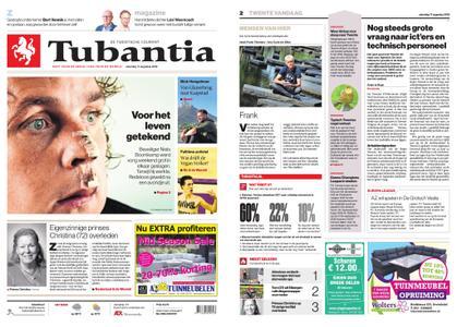Tubantia - Hengelo – 17 augustus 2019