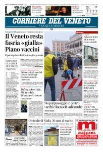 Corriere del Veneto Venezia e Mestre – 14 novembre 2020