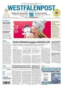 Westfalenpost Wetter - 14. Februar 2018