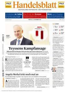 Handelsblatt - 21. November 2016