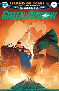 Green Arrow 008 2016 2 covers Digital F Zone-Empire