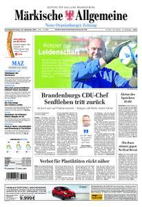 Neue Oranienburger Zeitung - 07. September 2019