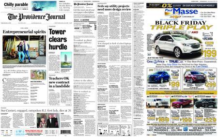 The Providence Journal – November 16, 2018