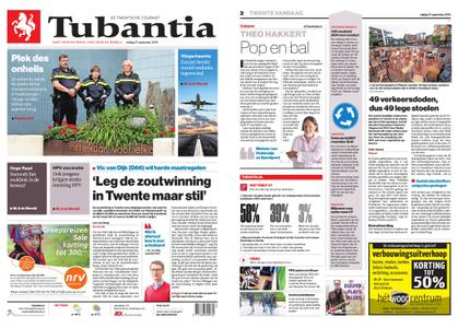 Tubantia - Enschede – 27 september 2019