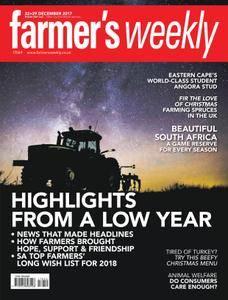 Farmer's Weekly - 29 December 2017