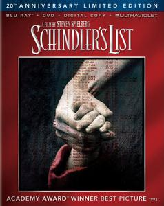 Schindler's List (1993) [20th Anniversary Edition]