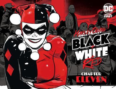 Harley Quinn Black + White + Red 011 2020 digital Son of Ultron