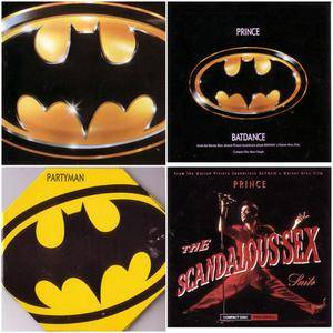 Prince - Batman And More (1989) {full CD + 3 CD singles} {Warner Bros.} **[RE-UP]**