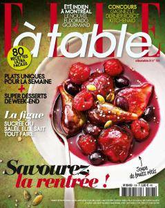 Elle à Table - Septembre-Octobre 2016
