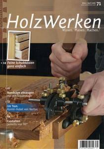 HolzWerken - März/April 2018