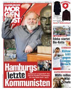 Hamburger Morgenpost - 18 April 2019