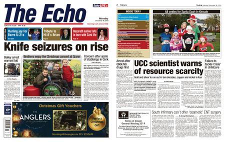 Evening Echo – December 16, 2019