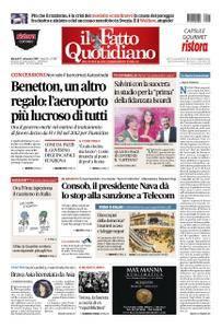 Il Fatto Quotidiano - 11 settembre 2018