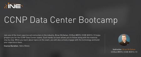 INE - CCNP Data Center Bootcamp