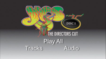 Yes - The New Director's Cut (2008) [2xDVD]