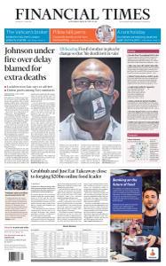 Financial Times UK - June 11, 2020
