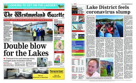 The Westmorland Gazette – February 20, 2020