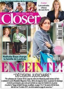 Closer France - 08 mars 2018