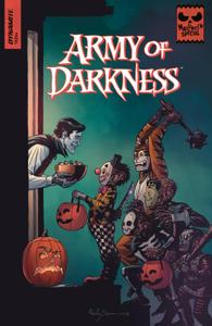 The Army of Darkness Halloween Special 2018 digital The Magicians