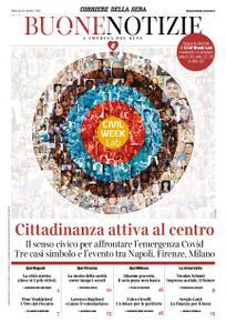 Corriere della Sera Buone Notizie – 13 ottobre 2020