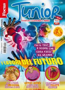 Focus Junior N.184 - Maggio 2019
