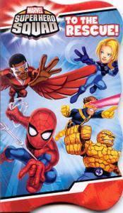 Marvel Super Hero Squad - To The Rescue 2011 AquilaLorelei TRWBD