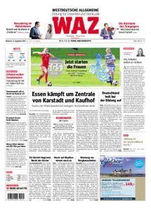 WAZ Westdeutsche Allgemeine Zeitung Oberhausen-Sterkrade - 12. September 2018