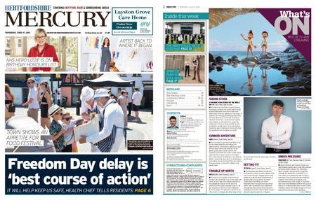 Hertfordshire Mercury – June 17, 2021