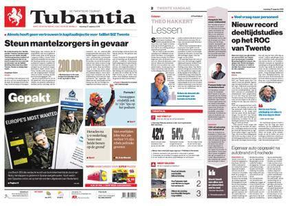 Tubantia - Enschede – 27 augustus 2018