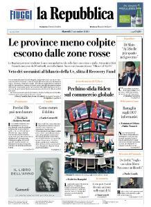 la Repubblica - 17 Novembre 2020
