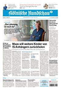 Kölnische Rundschau Wipperfürth/Lindlar – 20. August 2019