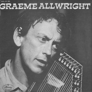 Graeme Allwright - Graeme Allwright (1966) Mercury/64509 105 - FR 1st Pressing - LP/FLAC In 24bit/96kHz
