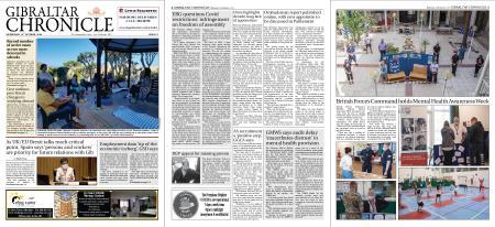 Gibraltar Chronicle – 14 October 2020