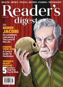 Reader's Digest UK – August 2021