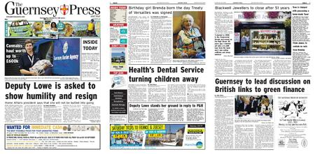 The Guernsey Press – 29 June 2019
